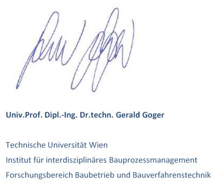 Unterschrift Prof. Goger